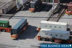 Trucking business