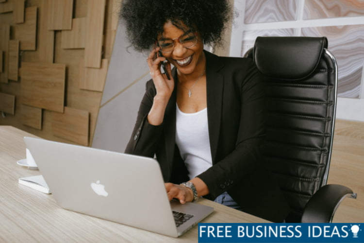 Doing business from home