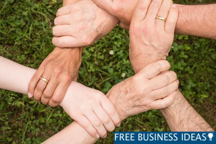 Nonprofit Organization Develop Constantly