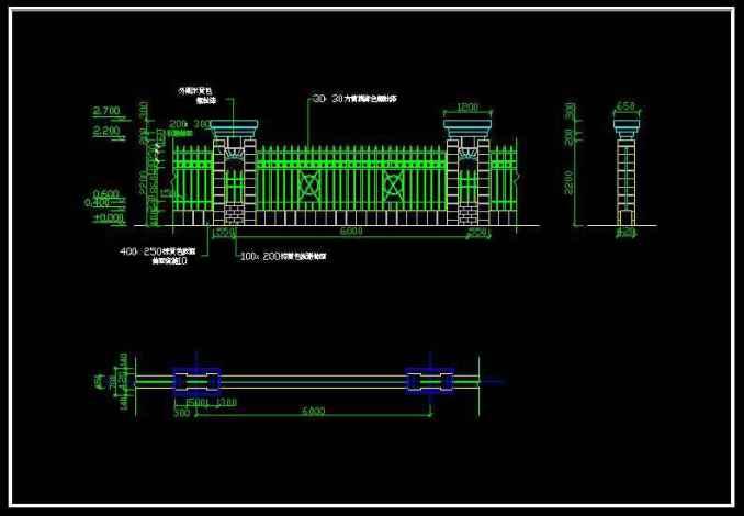 p44wrought-iron-railing-fence-design09