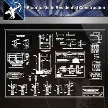 Construction Details and Drawings – Free Cad Download Center