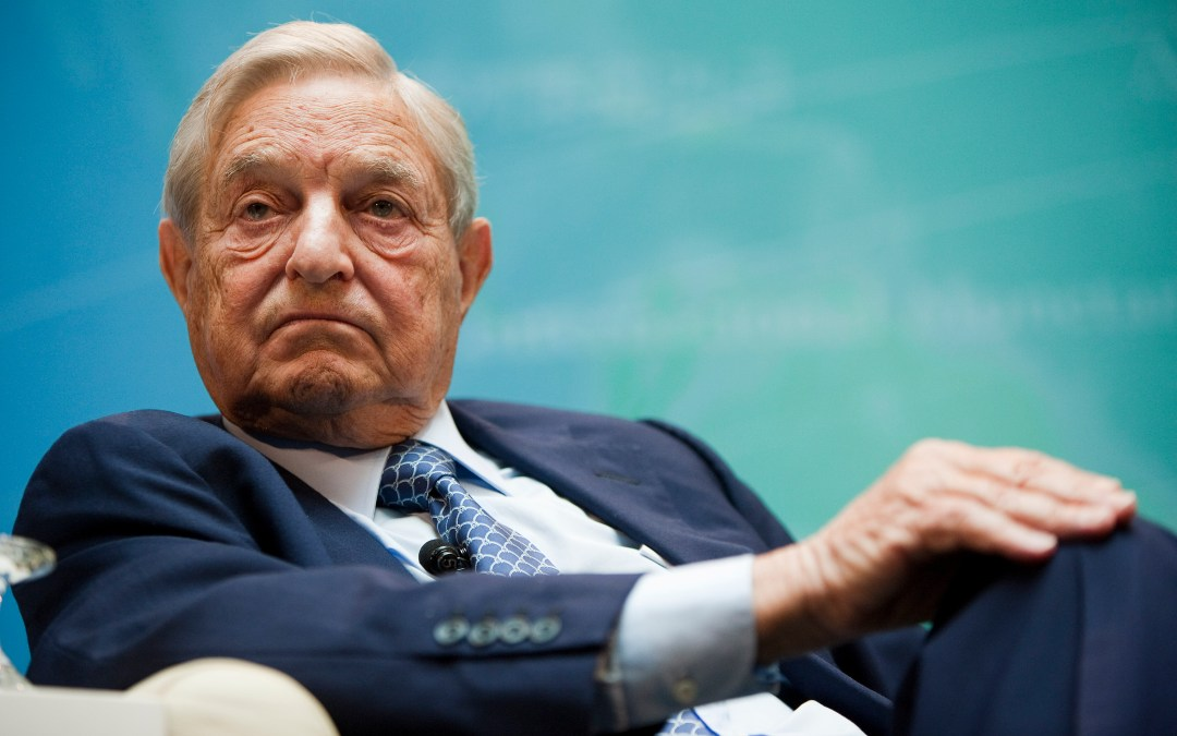 "Do You Know George Soros?  The Deception of ""Open Society"" Rhetoric."