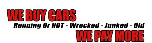 Junk cars for sale
