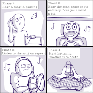The Four Phases of Loving Music