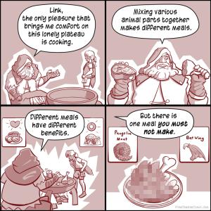 Dubious Recipe