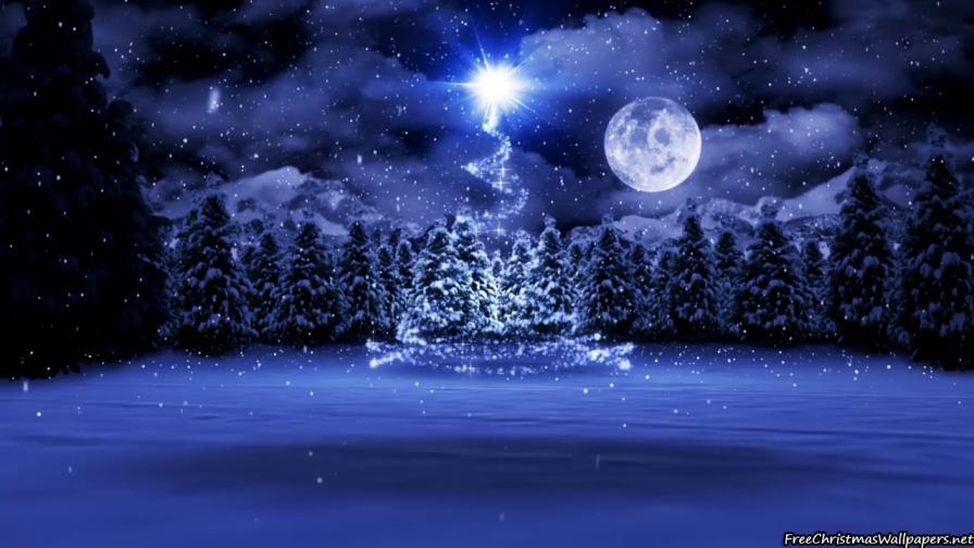 Falling Snow Wallpaper Note 3 Magic Merry Christmas Gift Wallpaper