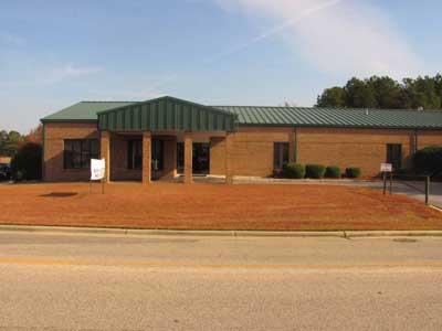 Julian T Pierce Health Center  Pembroke NC 28372