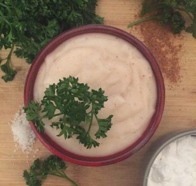 béchamel sans gluten ni produits laitiers