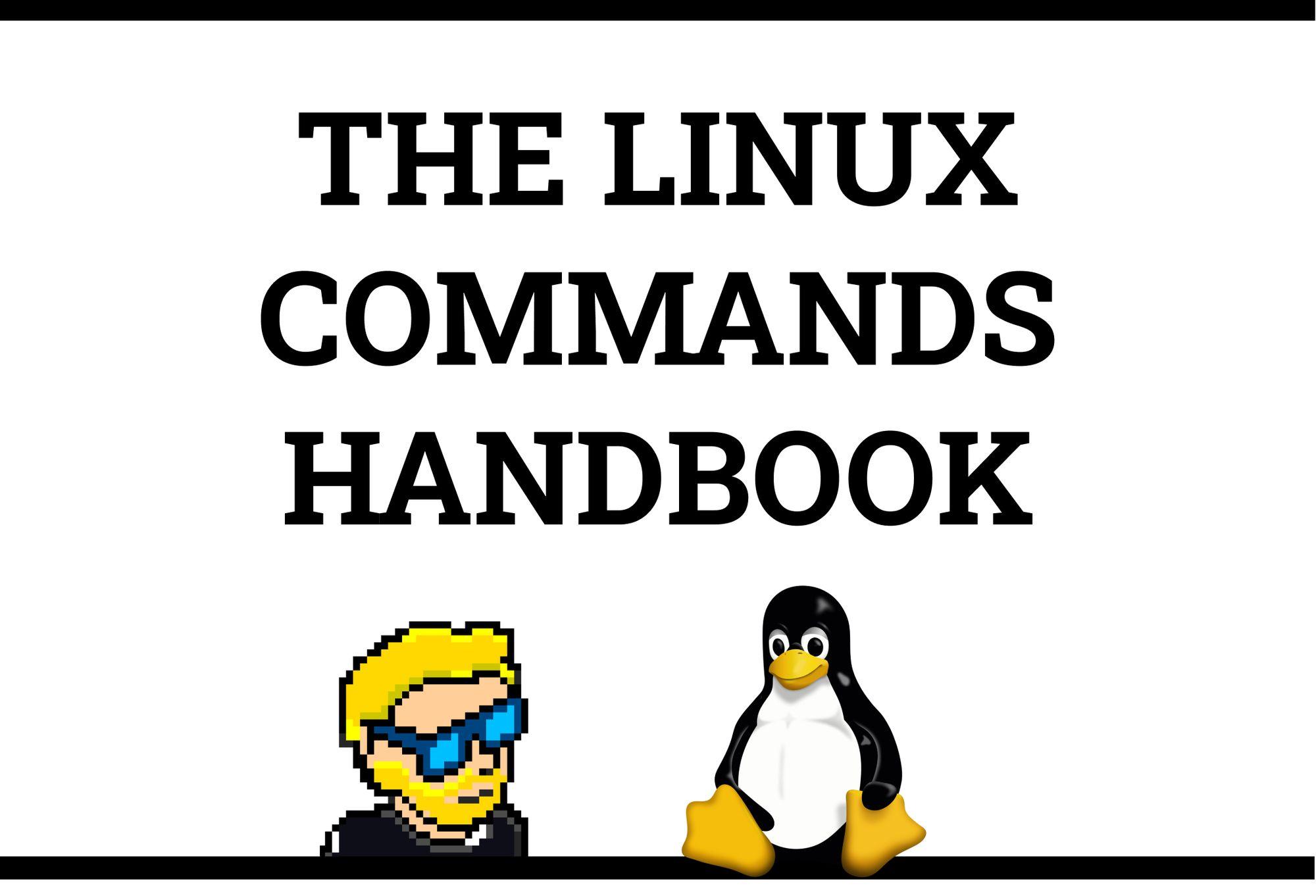 El Manual de Comandos de Linux