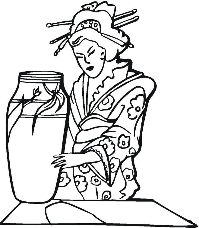 fungi kingdom coloring pages