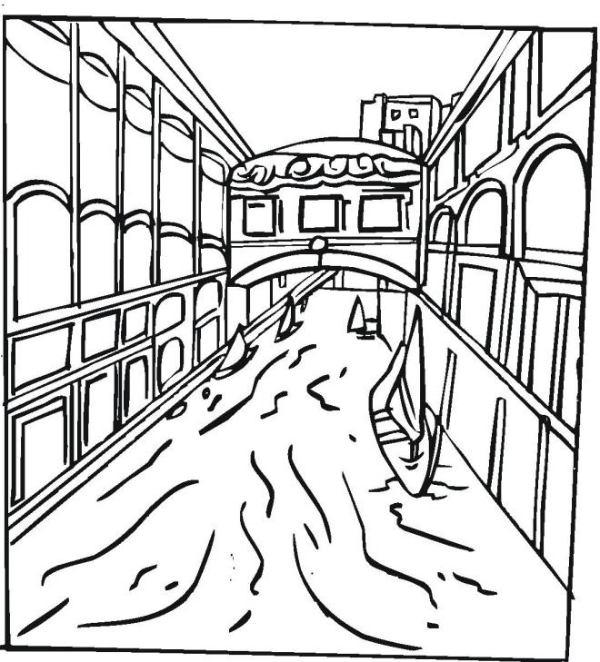 free water coloring pages