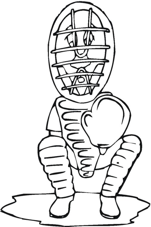 Hank Aaron Coloring Sheets Coloring Pages