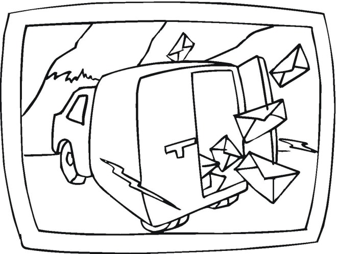 4x4 Truck Coloring Pages Coloring Pages