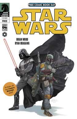 Star Wars/Serenity Flip Book