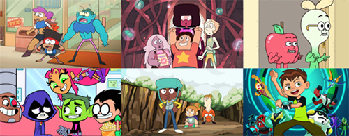 cartoon network unveils its