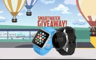WIN A SMART WATCH GIVEAWAY-
