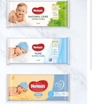 win huggies baby wipes