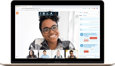 Free Online Video Conferencing Document Sharing