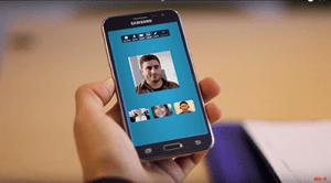mobile video call