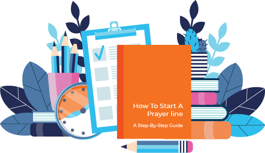 prayer line-book+checklist