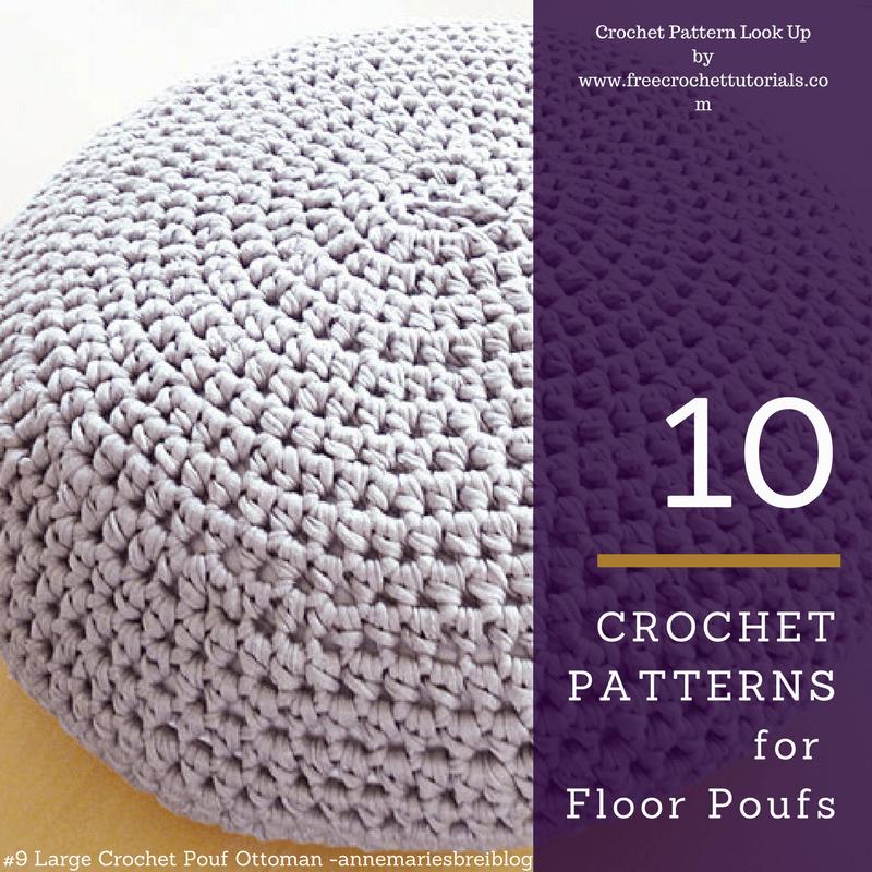 10 Crochet Patterns for T