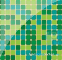 green and blue Mosaic Tiles Stock Image - Royalty Free ...