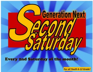 "Generation Next Youth ""SECOND SATURDAY"" @ KATHY & LYNNE 