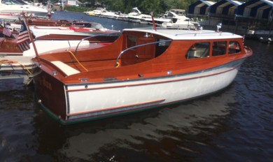 Chris Craft Wooden Cruiser Boats   Wooden Thing