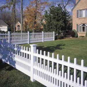 Vinyl Fence Bel Air