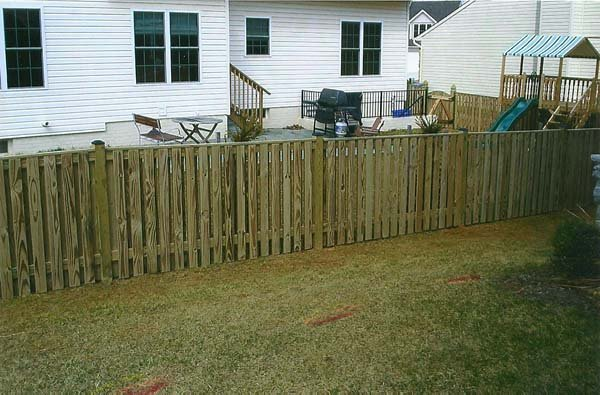 How To Make Backyard More Private fence tips: how to make a fence more private - freedom fence & deck