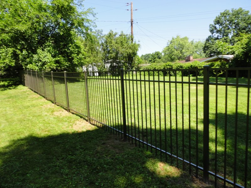 The Best All-Weather Fence: Aluminum Fencing - Freedom Fence & Deck