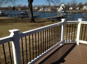 Baltimore Composite Deck