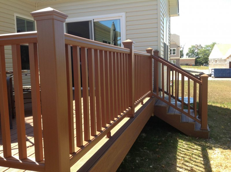 Wood vs Composite Decking for Your Bel Air Home Freedom Fence Deck