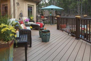 TimberTech Composite Deck Ellicott City
