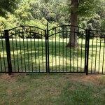 Aluminum Fence 1