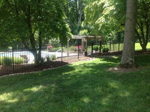 Consider adding an aluminum fence to your property in 2019!