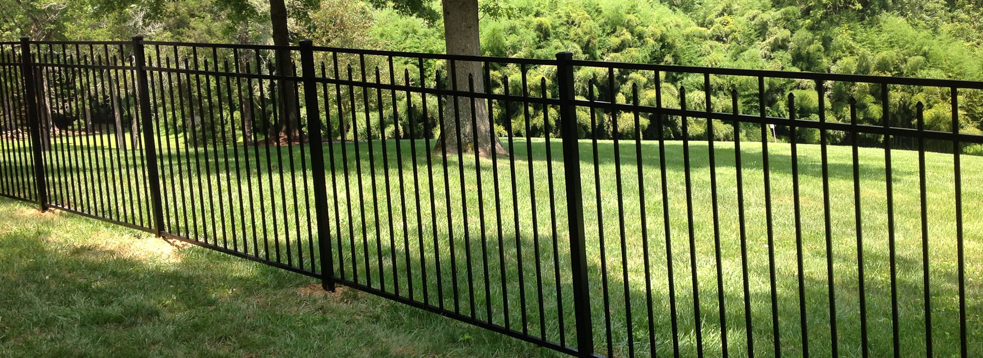 3 Benefits Of An Ornamental Fence Freedom Fence Amp Deck