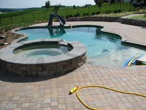 Paver Patio 12