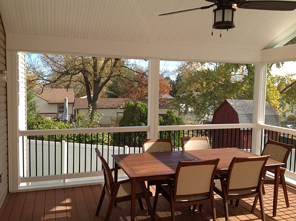 Sunrooms Decks And Summer Fun Freedom Fence Amp Deck