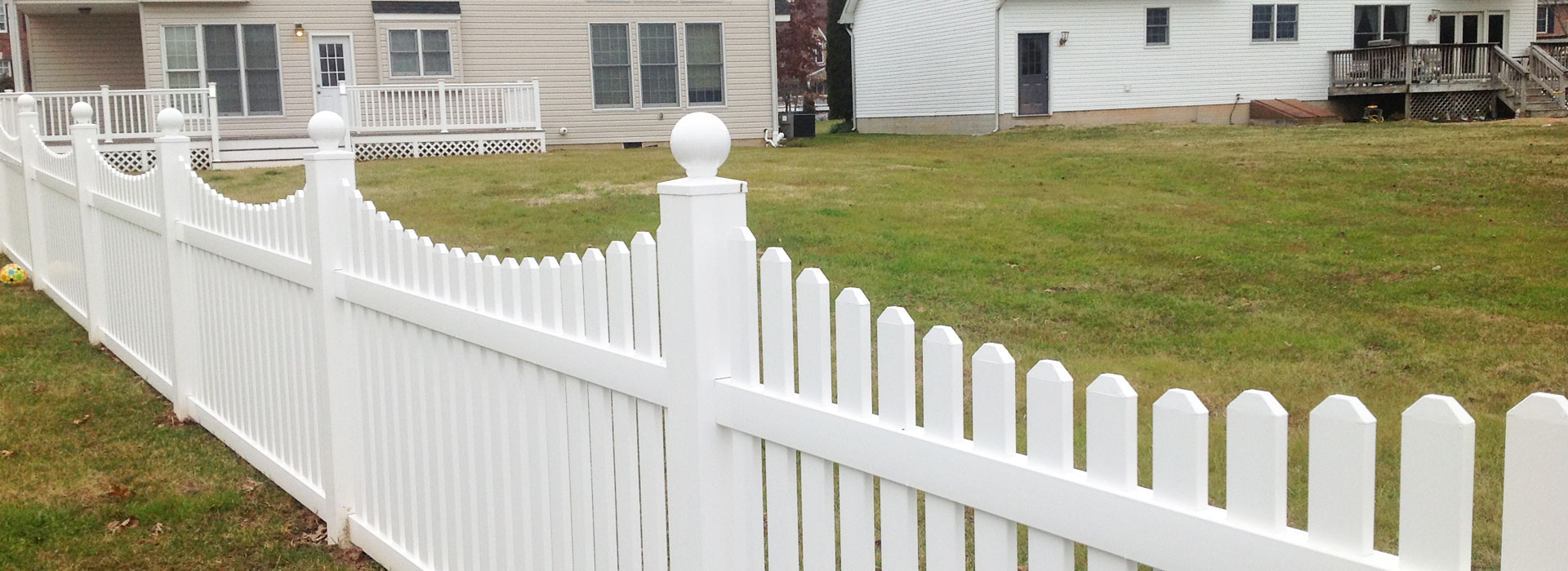 How To Care For Your Vinyl Fence Freedom Fence Amp Deck