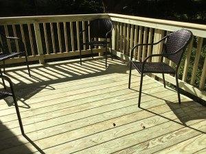 Wood Deck 26