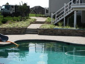 paver patio Freedom Fence & Home