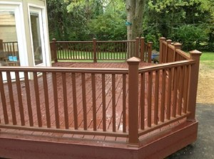 Howard County Decking