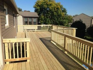 Adding a Deck to Your Home Freedom Fence