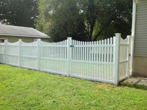 Vinyl Fencing Freedom Fence & Deck