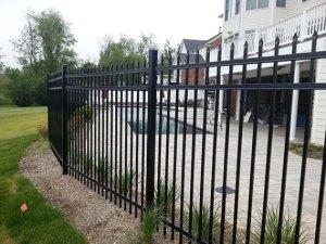 Aluminum Fences Freedom Fence & Deck
