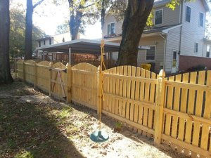 Wooden Fence Freedom Fence & Deck