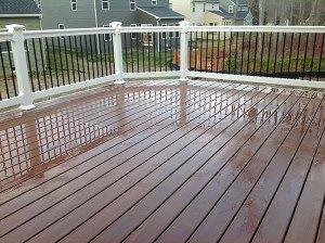 Composite Decks Freedom Fence & Deck