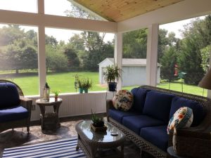 Screened Porch and Sunroom Installation Freedom Fence