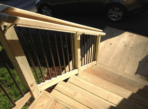 Steps to Redecking an Existing Deck in Baltimore